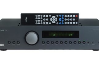 Arcam FMJ A39 Solid-State Integrated Amplifier REVIEW