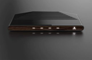 Atari Returns With Wood-Panelled Console