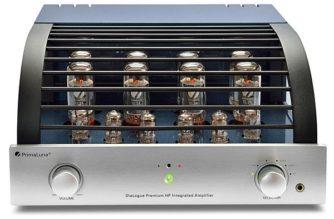 PrimaLuna Dialogue Premium HP Integrated Amplifier REVIEW