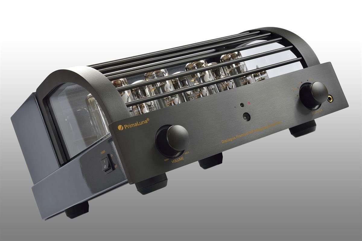PrimaLuna Dialogue Premium HP Integrated Amplifier REVIEW ...