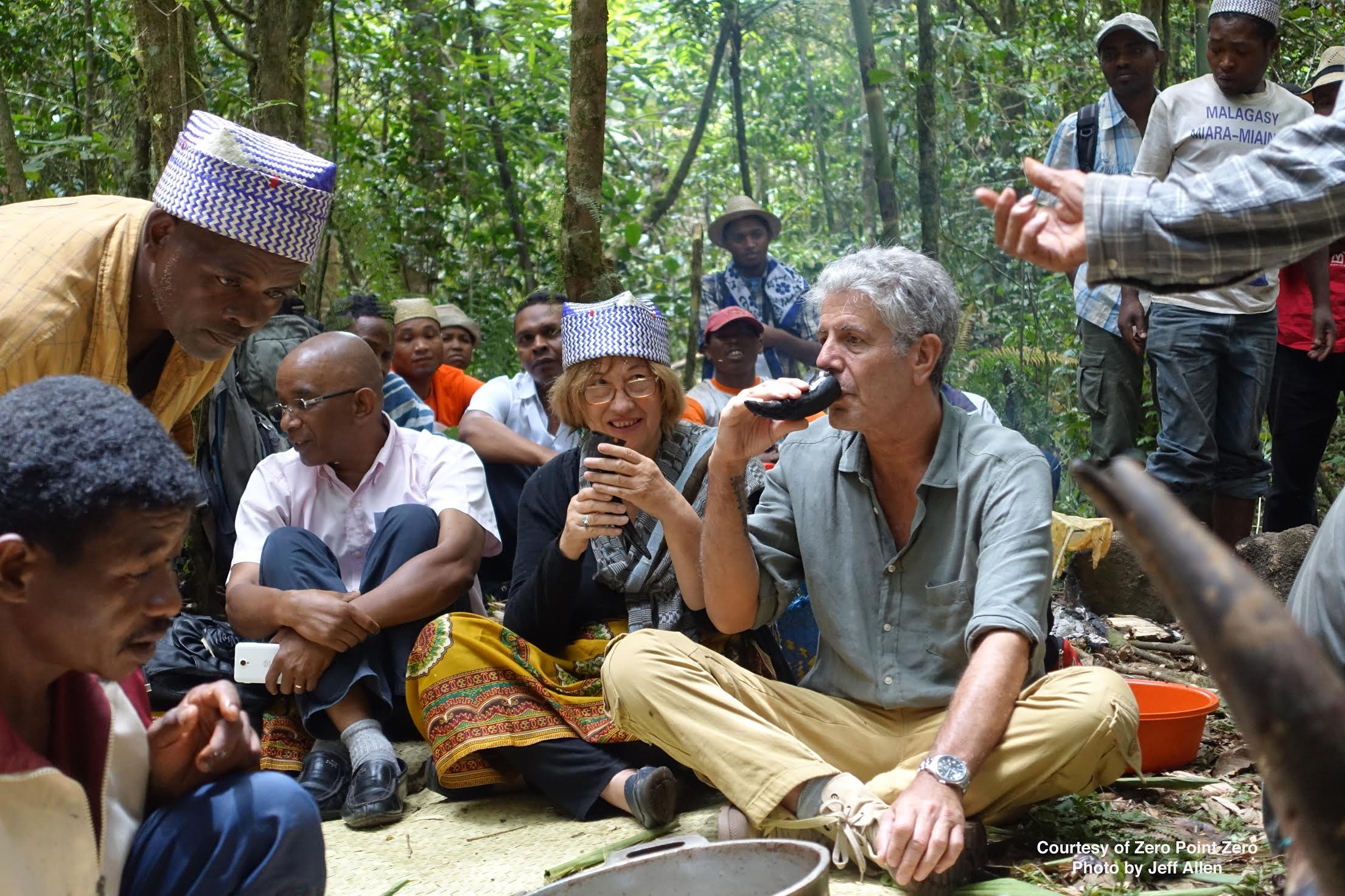 Anthony Bourdain Tour Review
