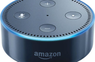 Amazon Echo Dot Bluetooth Smart Speaker REVIEW
