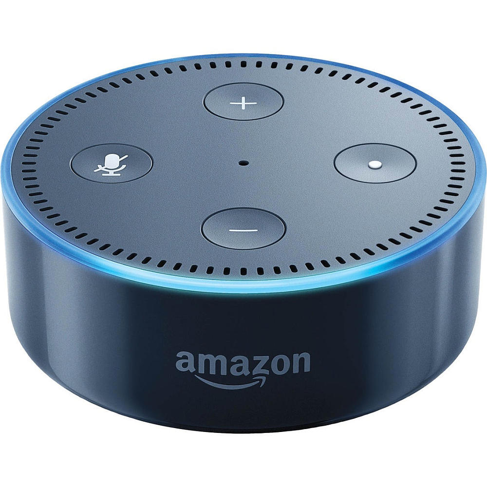 amazon echo dot bluetooth smart speaker review. Black Bedroom Furniture Sets. Home Design Ideas