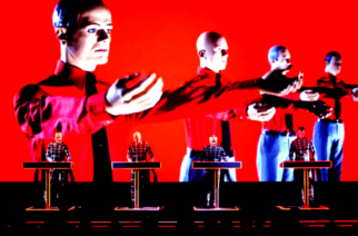 Kraftwerk – 3-D BLU-RAY DISC REVIEW (Parlophone/Warners)