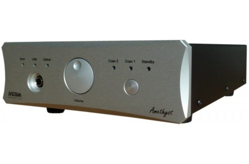 This Non-Oversampling DAC And Headphone Amp Is An Audiophile Blissball