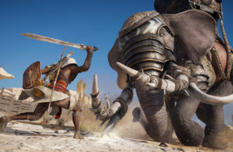 What? No Assassins? The Latest Assassin's Creed Game Is Real Choice