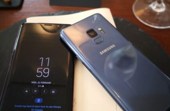 Samsung Launches Its Simply Stunning S9