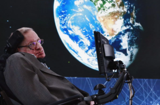A Giant has Fallen: RIP Stephen Hawking