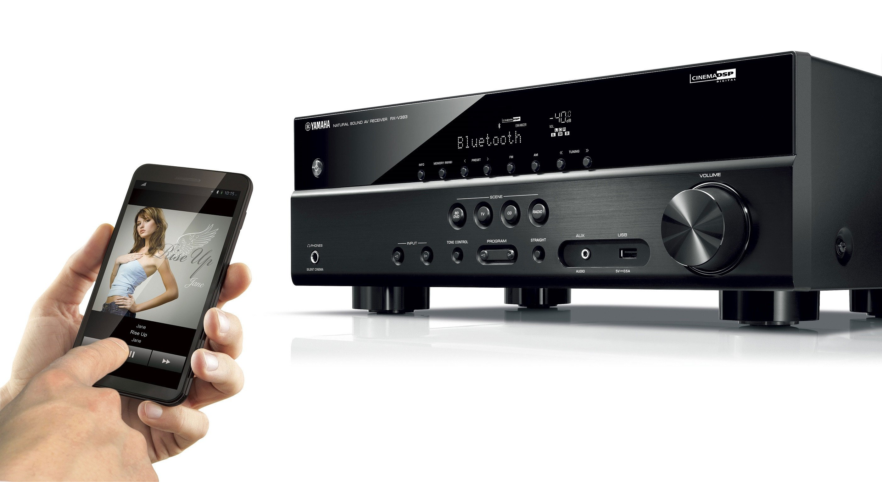 Amplifier or AV receiver: whats the difference and what to choose