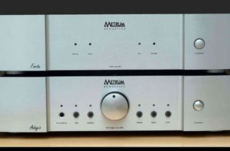 A Most Absorbing Pair – Metrum's Revolutionary Preamp/DAC And Power Amp