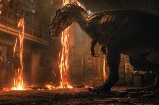 Finding The Monster Thrills In Jurassic Hokum