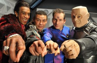 Red Dwarf: A Smegging Good Time