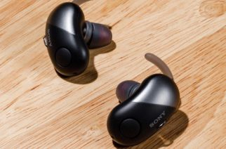 Acres Of Oonst In Sony's Latest Wireless Earbuds