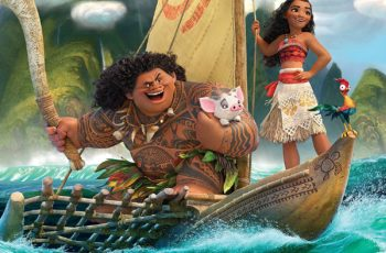 Moana, just one of the many great movies available to stream on NEON