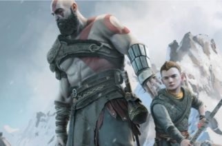 God Of War – AKA Dad Of Boy