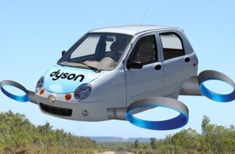 Vacuum Maker Dyson Eyes Up Electric Car Market