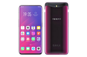 Oppo's Find X Is All Screen