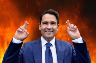 National Burns As Punters Roast Marshmallows