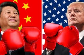 US-China Trade War Takes A Bizarre And Worrying Turn