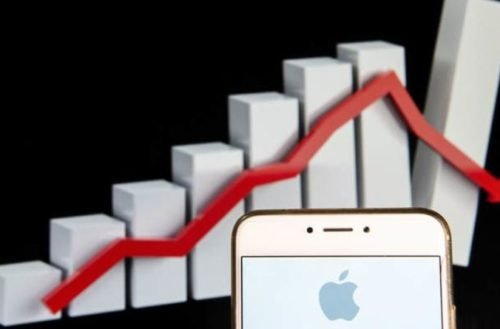 Apple Revenues Tank As iPhone Sales Slow