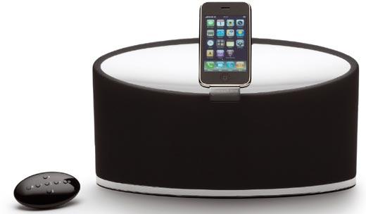 B&W Zeppelin Mini iPod Speaker System Review