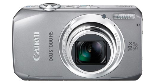 Canon IXUS 1000HS Compact Camera Review