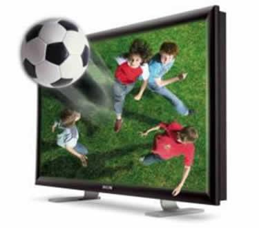3D TV Is Da Bomb