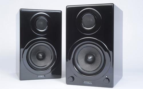 AktiMate Micro Powered Desktop Loudspeaker System REVIEW