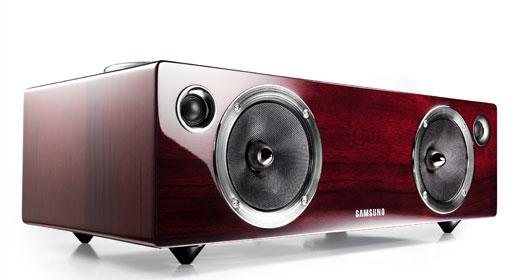 Samsung DA-E750 Wireless Speaker System REVIEW II