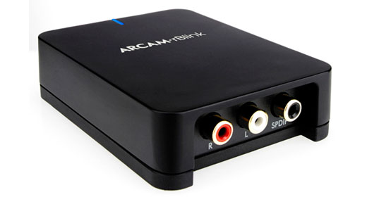Arcam rBlink Bluetooth Receiver REVIEW