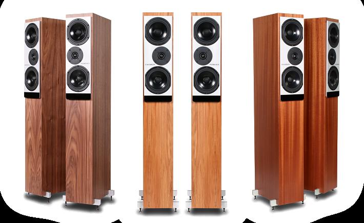 Perreaux Audiant SR35 Floorstanding Loudspeaker REVIEW