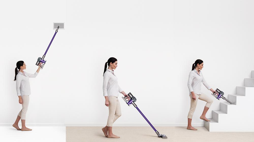 Dyson Digital Slim DC59 Cordless Vacuum Cleaner REVIEW