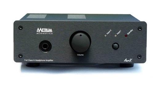 Metrum Acoustics 'Aurix' Headphone Amplifier REVIEW