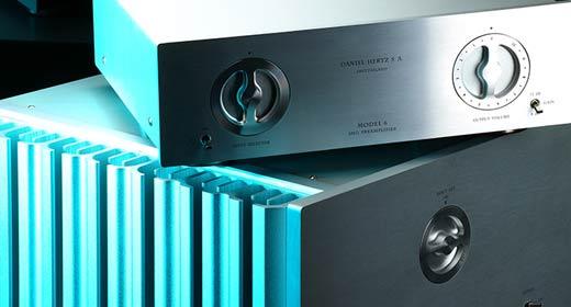 Daniel Hertz SA Audio Gear Now Available In NZ