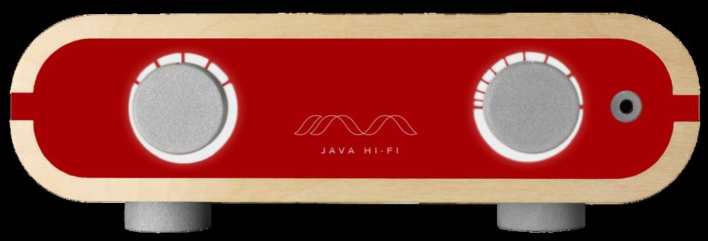 Java Single Shot Ristretto Passive Preamplifier