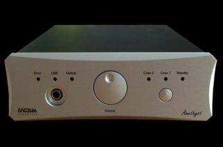 Metrum Acoustics Announces Amethyst Digital To Analog Converter