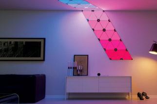 Aurora Nanoleaf SMART LIGHTING REVIEW