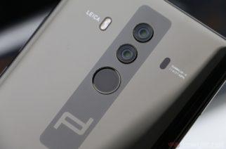 Huawei Premium Mate 10 Phones Are Not Perfect. Not Quite.