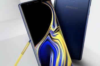 Hands On: Samsung Galaxy Note 9