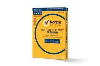 Staying safe: Norton Security Premium
