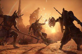 AC Origins: Curse Of The Pharaohs – Mummies Alive!