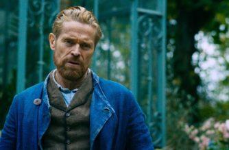 At Eternity's Gate: Capturing Van Gogh