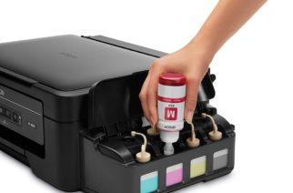 Epson Expands EcoTank Printer Line-up